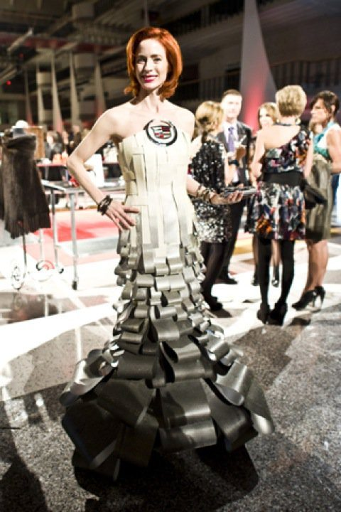WEARABLE ART cadillac