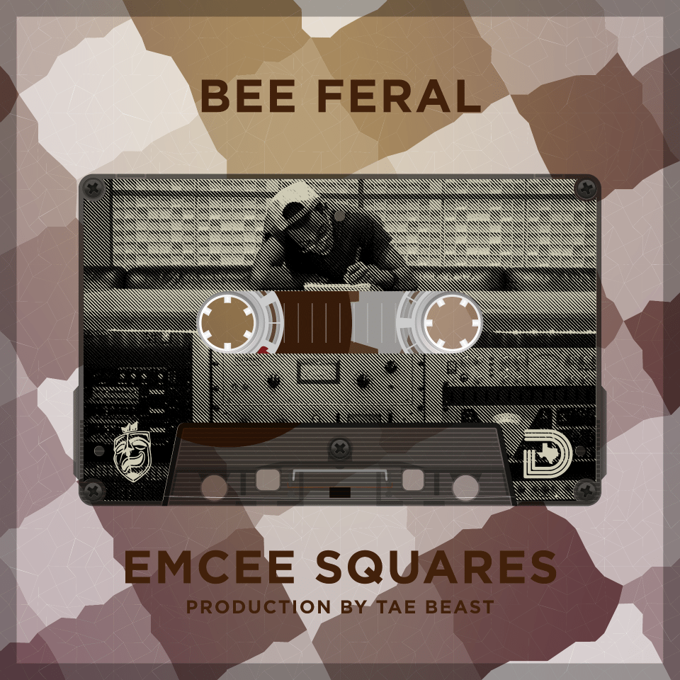 Bee Feral's Mixtape that was released last June.
