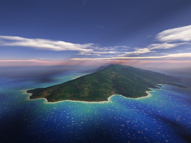 Hawaii-Lanai-Island