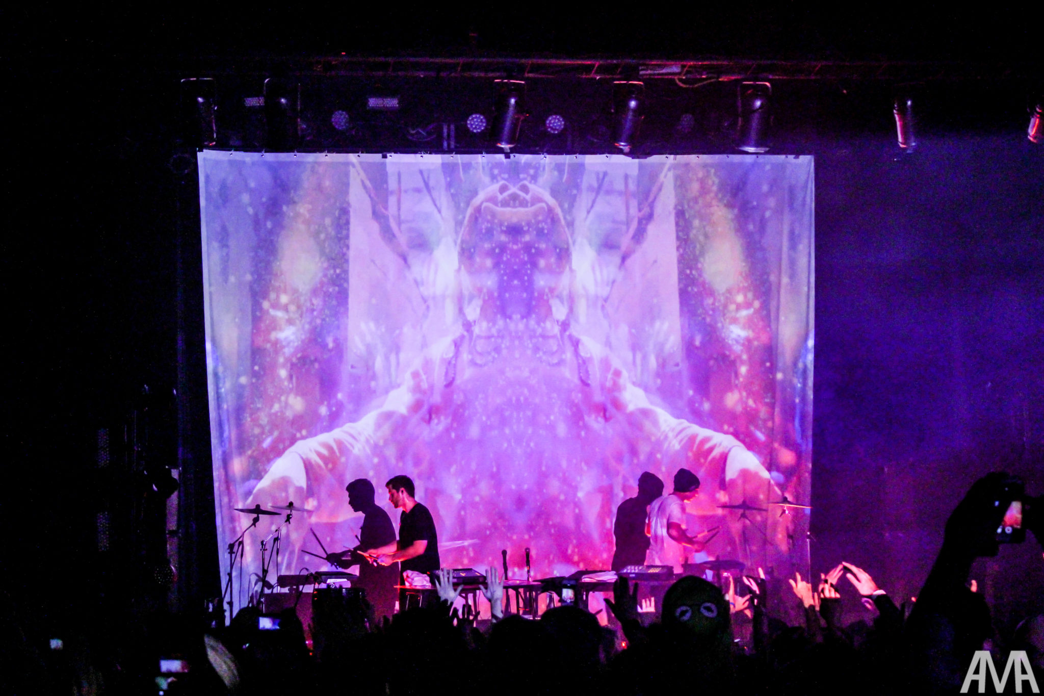 ODESZA at The Canopy Club Photos by Ashley Andronowitz & ODESZA Throwing Down at The Canopy Club   Urbana IL