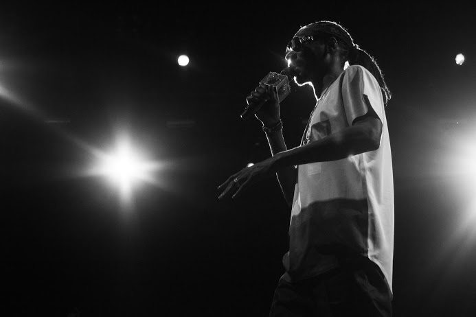 Snoop Dogg performs at Riot Fest in Denver, Colorado on August 30. Stacey Rupolo