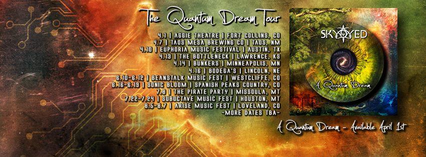 quantum dream tour