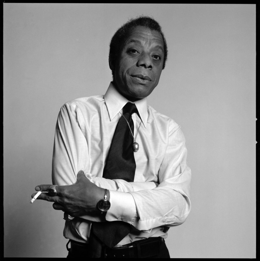 Portrait Of James Baldwin Getty Images