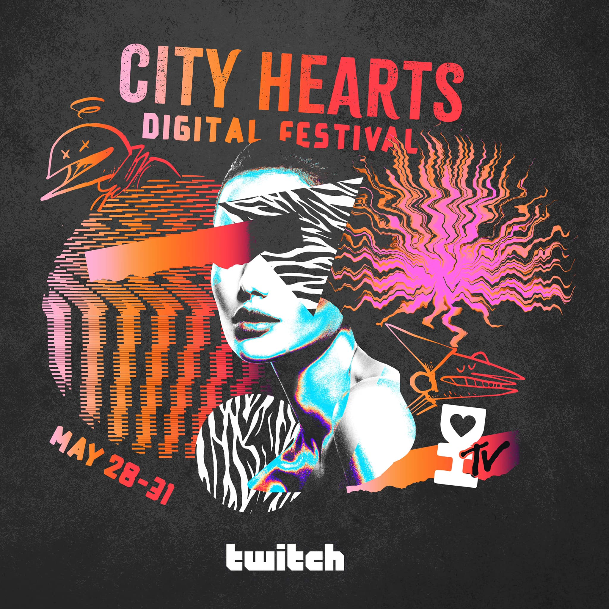 City Hearts Digital Festival